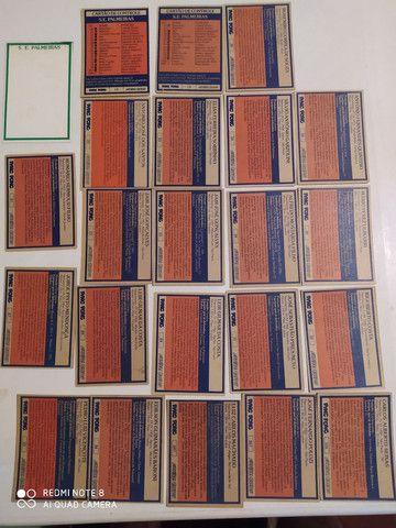 Cards Ping Pong Palmeiras - Foto 2