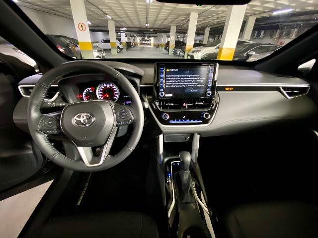 Toyota Corolla Cross Xre okm Blindado - Pronta Entrega - Foto 7