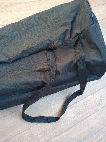 Capa proteção rebolo conico 11x55 promoção impermeável - Foto 3