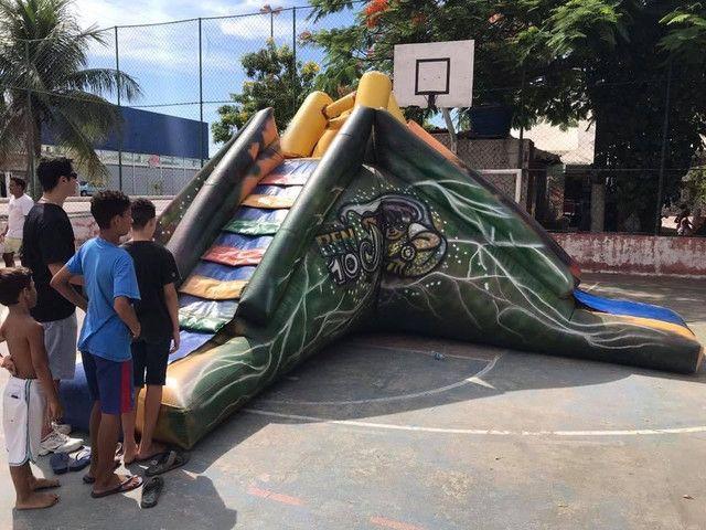 VENDO TOBOGÃ 4,5m altura - Foto 3
