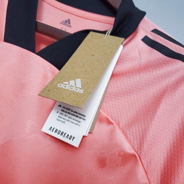 Camisa International Rosa Masculina - Foto 3