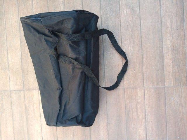Capa proteção rebolo conico 11x55 promoção impermeável - Foto 2