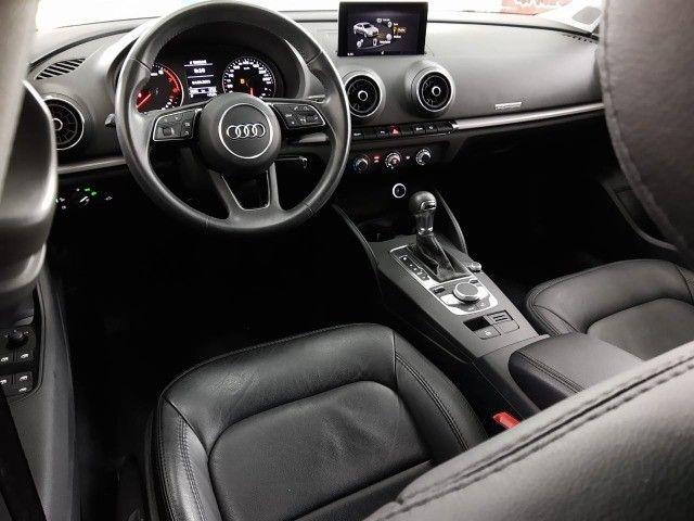 Audi A3 Sedan Attraction 1.4 TFSi Flex Aut 2018 - Foto 7