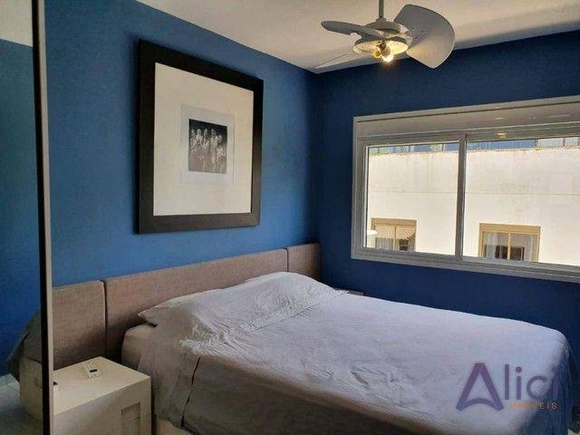 Cobertura com 2 dormitórios à venda, 120 m² por R$ 1.200.000 - Rio Tavares - Florianópolis - Foto 13