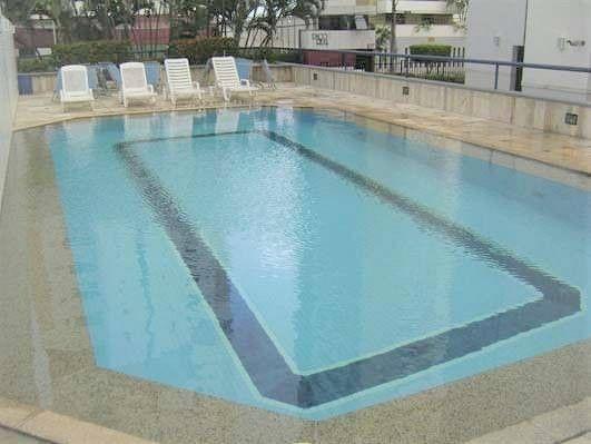 Apartamento para aluguel com 174 metros quadrados com 4 quartos em Candeal - Salvador - BA - Foto 16