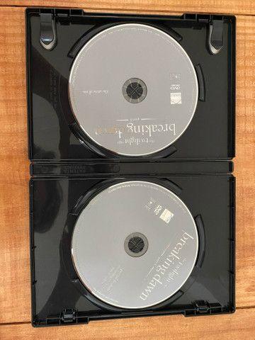 DVD duplo de Amanhecer parte 1 - Foto 3