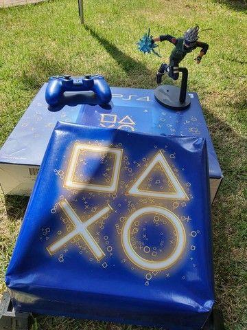 PlayStation 4 Slim Edição Days of Play - Foto 2
