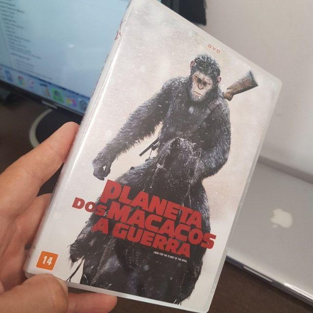 Trilogia: Planeta Dos Macacos (nova Versão) - Foto 2