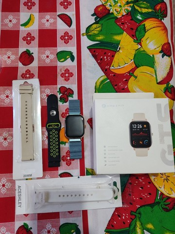 Relógio Amazfit gts - Foto 3