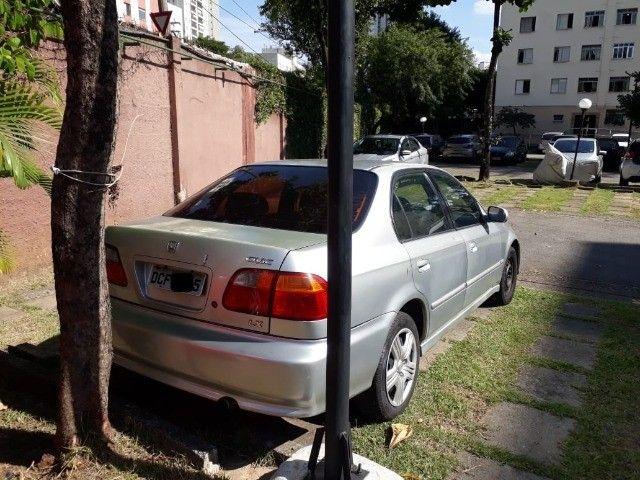Civic LX - Ano: 00/00 - 1.6 - Automático - R$ 9.500,00 - Foto 4