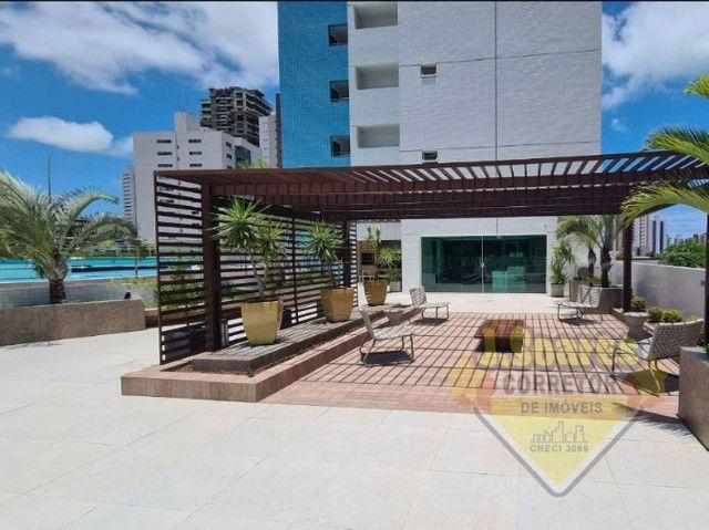 Manaíra, 3 quartos, Suíte, 70m², R$ 365 mil, Aluguel, Apartamento, João Pessoa - Foto 13