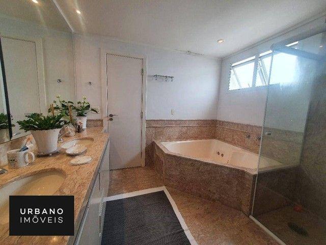 Apartamento com 4 dormitórios para alugar, 226 m² por R$ 25.000,00/mês - Vila Nova Conceiç - Foto 14