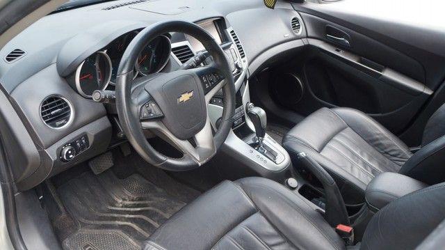 CHEVROLET CRUZE 1.8 LT 16V FLEX 4P AUTOMÁTICO - Foto 15