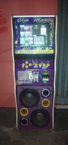 Maquina de Musica Junkbox