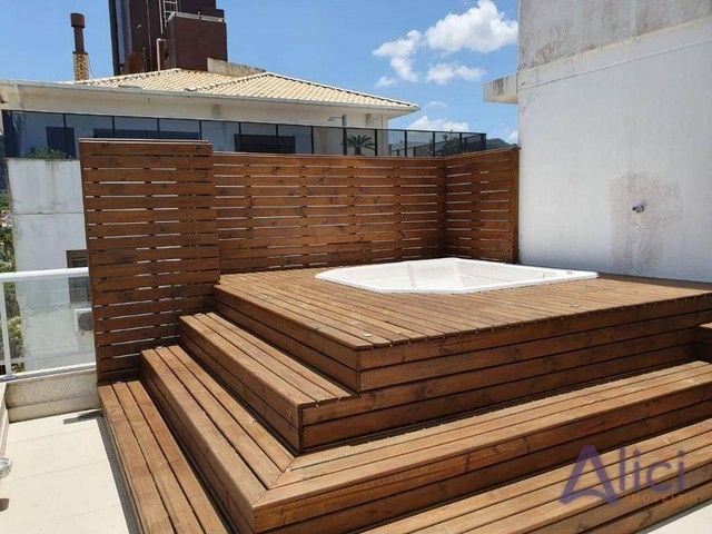Cobertura com 2 dormitórios à venda, 120 m² por R$ 1.200.000 - Rio Tavares - Florianópolis - Foto 2