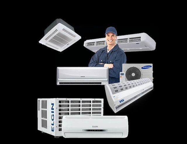 Tecnico em instalação e manutenção de ar condicionado Split  - Foto 2