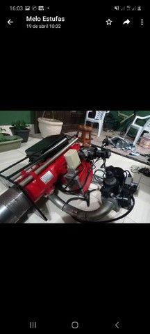 Queimador industrial 350,000mil kilocal - Foto 2