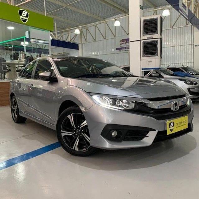 Honda Civic Sedan EXL 2.0 Flex 16V Aut.4p 2017/2017
