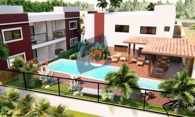 Apartamento com 3 dormitórios à venda, 89 m² por R$ 370.000 - Taperapuã - Porto Seguro/BA - Foto 9