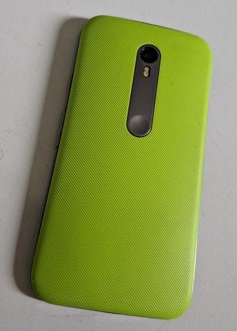 Smartphone Motorola Moto G3 Colors HDTV 16GB 4G Dual Chip - Foto 3