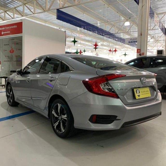 Honda Civic Sedan EXL 2.0 Flex 16V Aut.4p 2017/2017 - Foto 4
