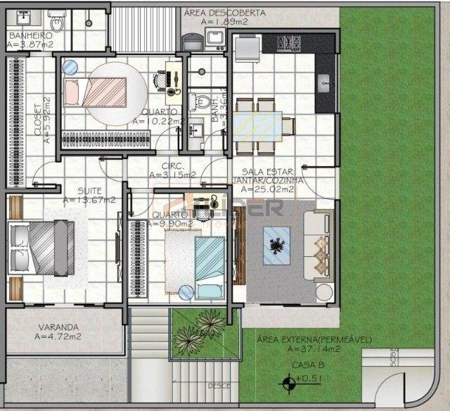 Casa Duplex - Bairro Alto Marista - Colatina - ES - Foto 6