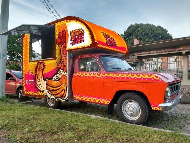 Food Truck  (Uma verdadeira relíquia) - Foto 2