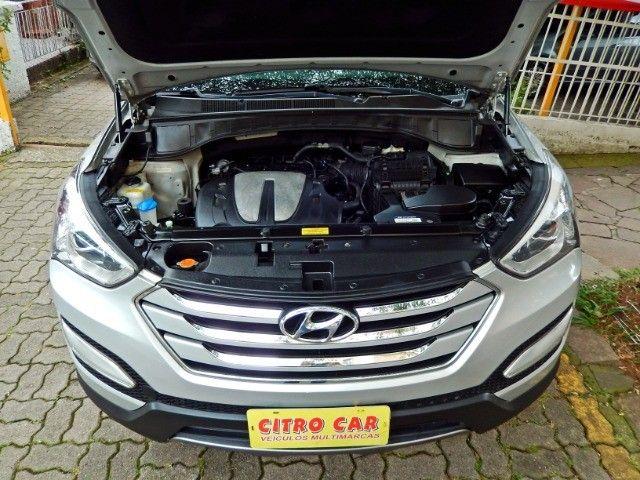 Hyundai Santa Fe 3.3 V6 2014 Excelente Estado - Foto 11