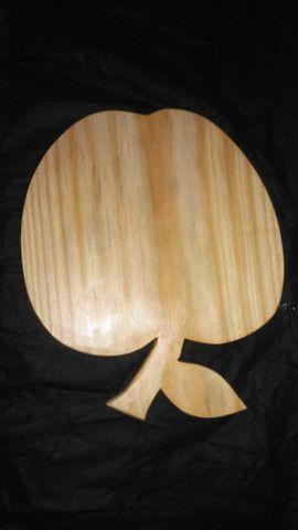 Artes em madeira - Foto 4