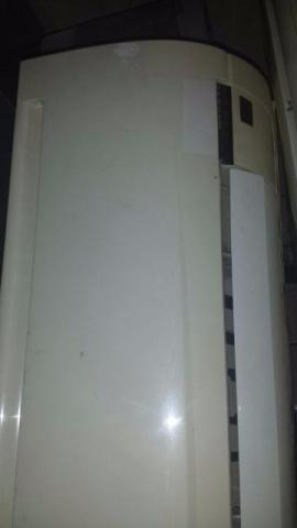 Ar condicionado split spring 22.000 btu 220v usado quente e frio