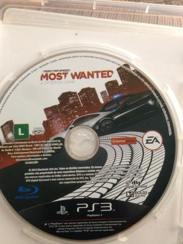 Ps3 - nfs most wanted