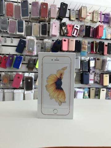IPhone 6s gold de 16gb lacrado!