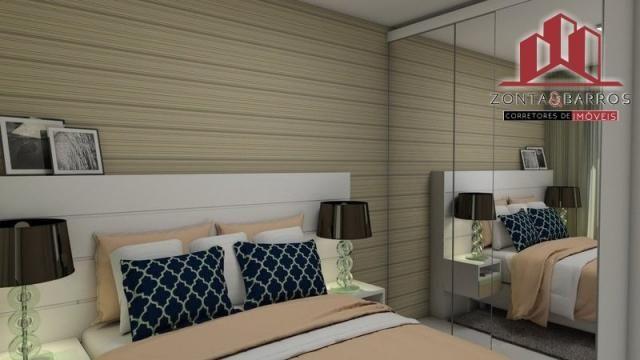 Apartamento à venda com 2 dormitórios em Estados, Fazenda rio grande cod:AP00003 - Foto 18