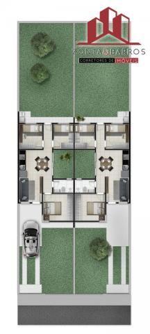 Casa à venda com 3 dormitórios em Eucaliptos, Fazenda rio grande cod:CA00039 - Foto 8