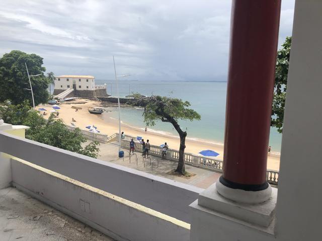 Porto da Barra ponto comercial com 200m, frente praia, Vende predio inteiro tambem - Foto 8
