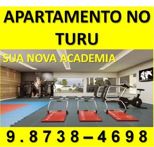 Apartamento no Turu desconto de até 31mil Itbi e cartório Grátis