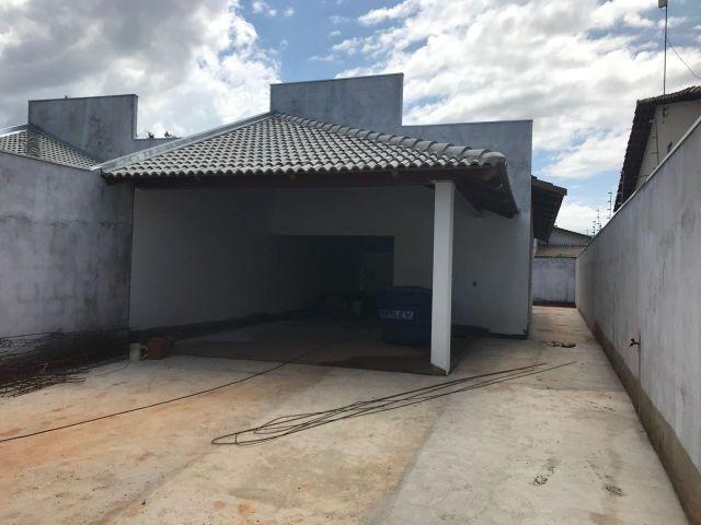 Casa nova, entrada Individual 307 sul