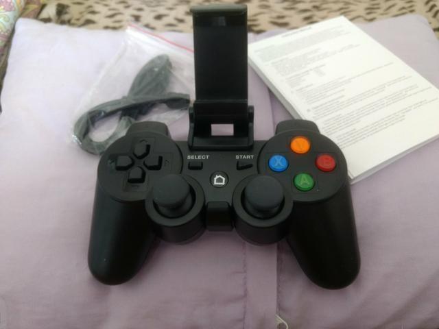 Gamepad estilo ps3