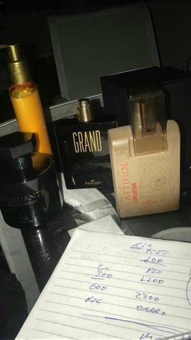 Melhores perfumes você acha aqui!!!