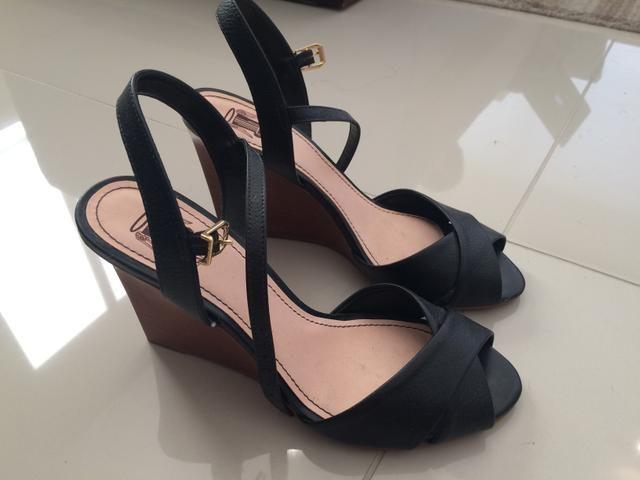 Sapato n.37 - Loucos & Santos - ótimo estado