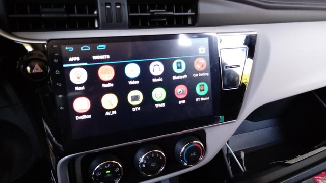 Kit multimídia Corolla 2017