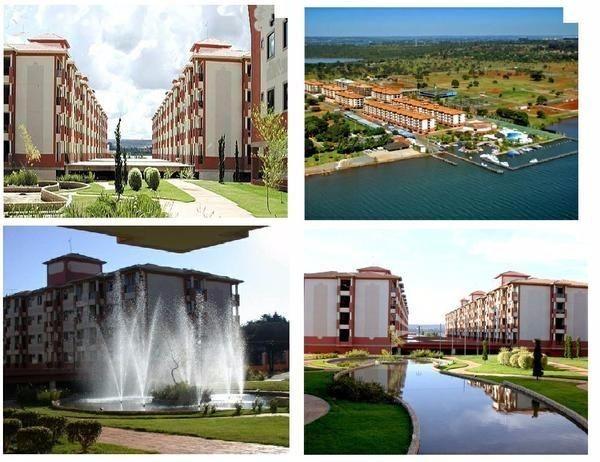 Lindo Apartamento - Beira Lago - Lakeside 39m2