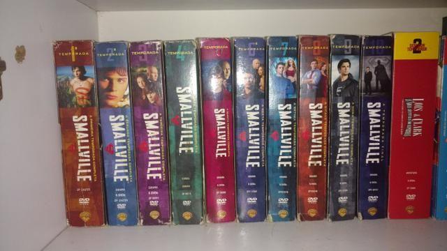 Smallville + Louis e Clark + Superman