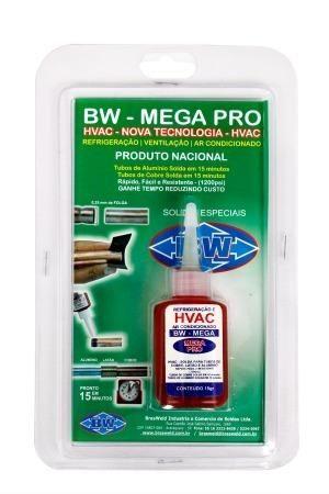 Hvac Mega Pro Brasweld Cobre e Alumínio Ar Condicionado - Foto 2