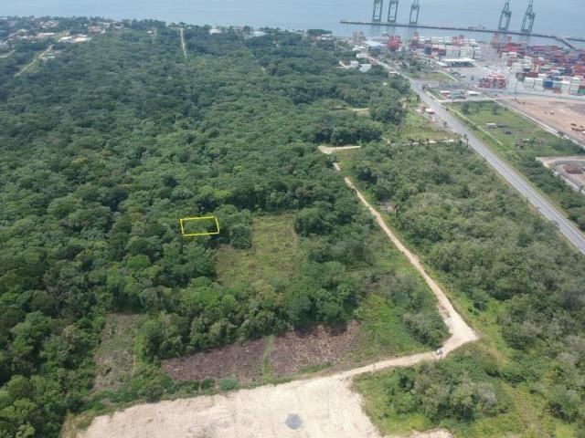 Terreno à venda, 480 m² por r$ 55.000,00 - santa terezinha - itapoá/sc - Foto 2