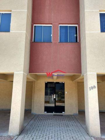 Apartamento com 2 dormitórios à venda, 57 m² por r$ 250.000 - rua vinte e cinco de dezembr - Foto 2