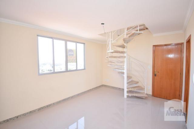 Apartamento à venda com 3 dormitórios em Alto caiçaras, Belo horizonte cod:247835 - Foto 2