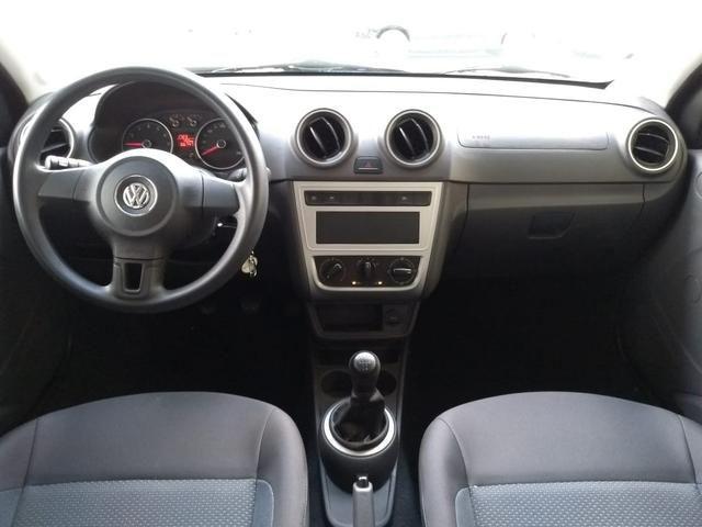 Volkswagen 2015/2015 Voyage 1.6 Flex trendline branco completo - Foto 8