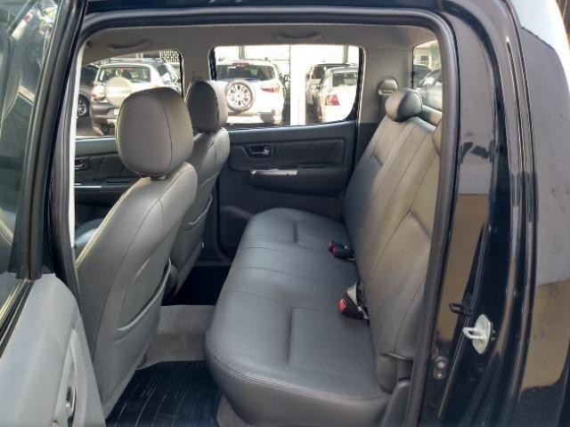 Toyota Hilux Cd SRV Automática Diesel - Foto 11