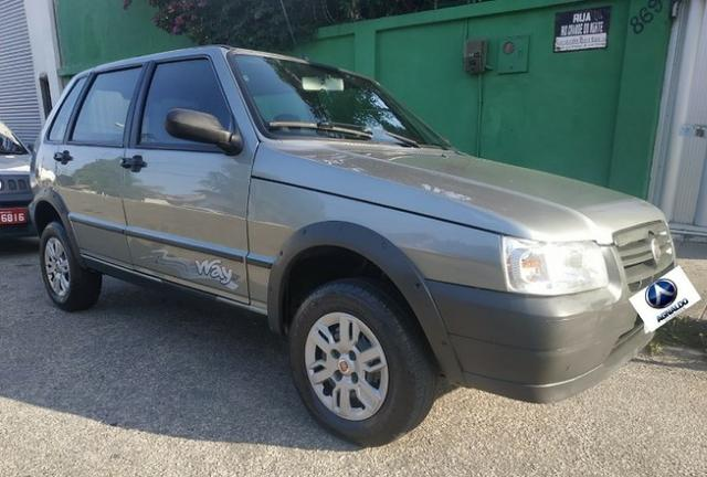 Fiat Uno Way 2013 Flex 1.0 - Foto 5